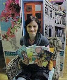 Elisa, educatrice e scrttrice per l'infanzia